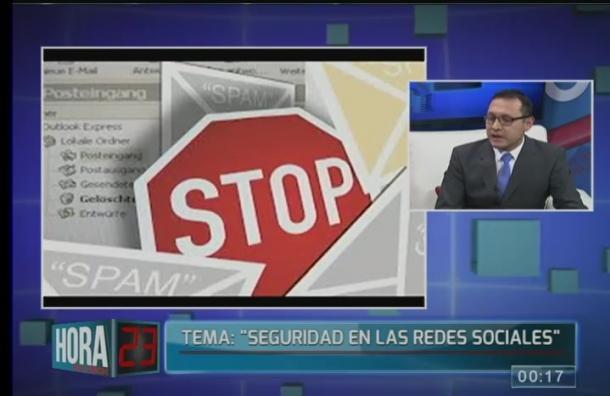 Tema: Seguridad en redes sociales