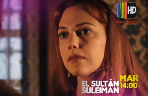 """Este martes 07 en """"El sultán Suleiman"""""""