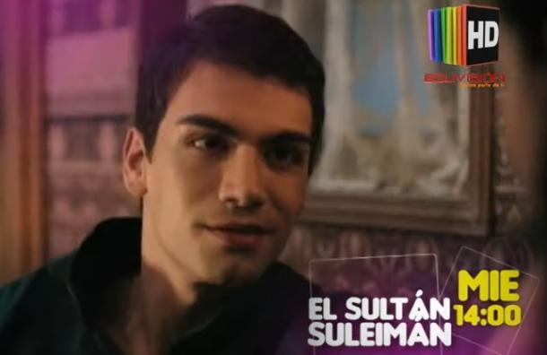"""Este miércoles 8 en  """"Suleiman el Sultán"""""""