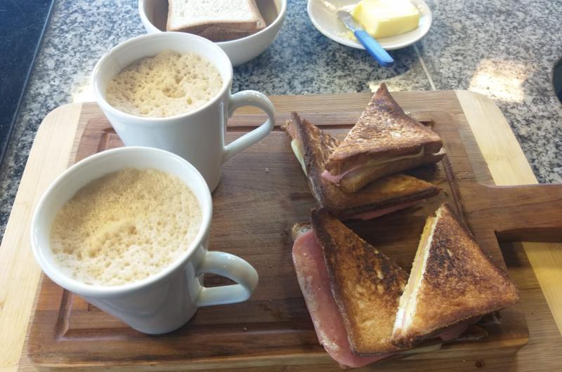 Deliciosa receta para un desayuno en tan solo 5 minutos