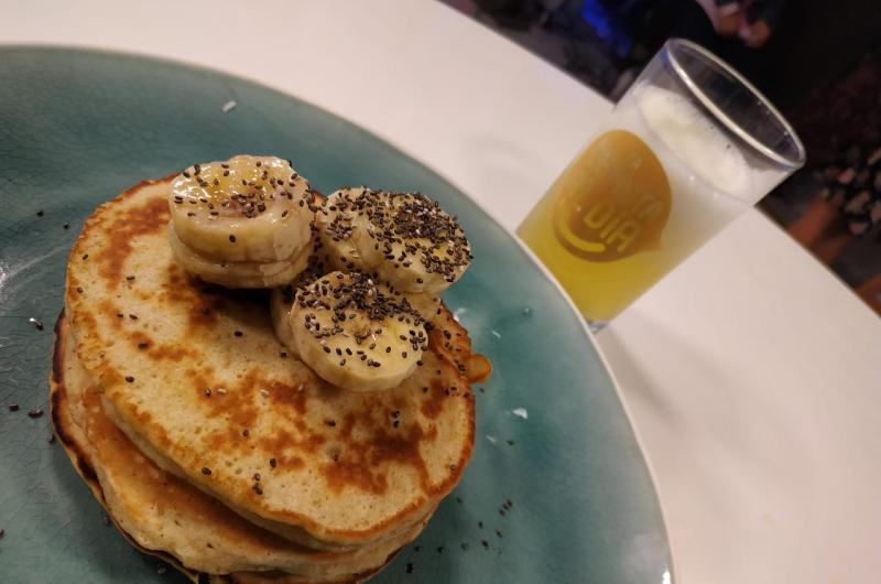 Preparamos un delicioso desayuno en tan solo cinco minutos