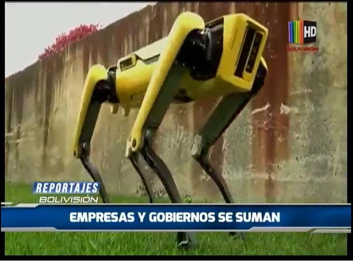 """""""Reportajes Bolivision"""" surgen los gobiernos digitales"""