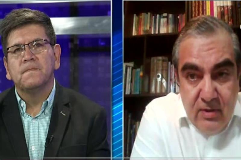Hugo Siles: la verdad es que Mesa es un irresponsable
