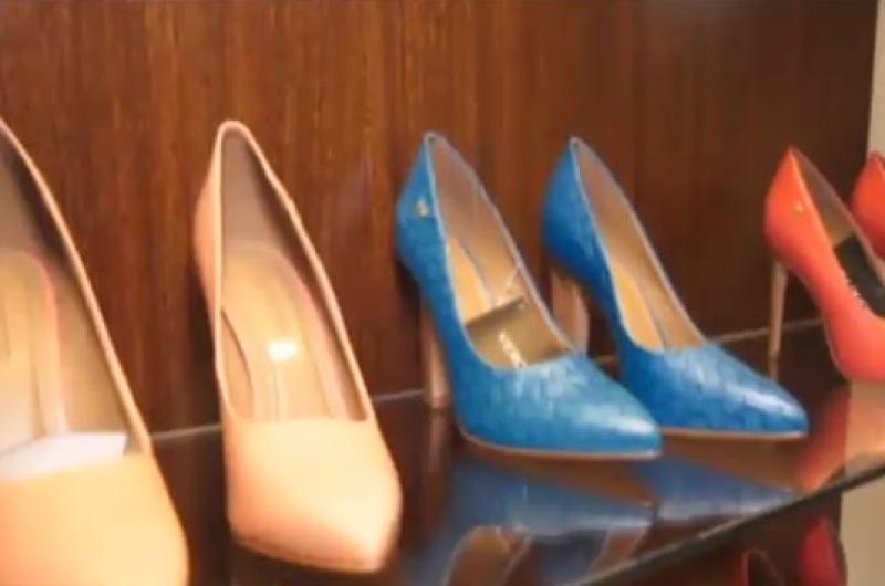"""Inauguran tienda de zapatos """"Bottero"""""""