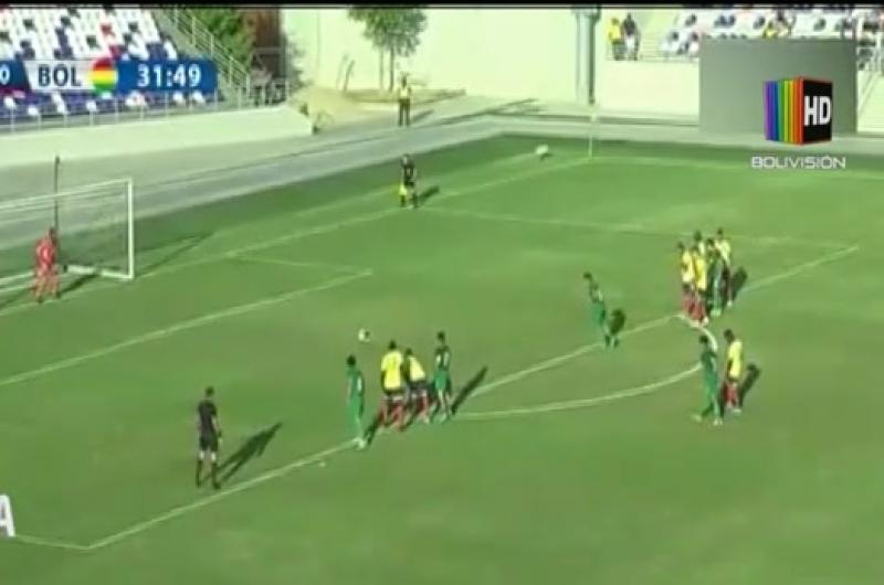 Bolivia Sub 23 le ganó a Colombia