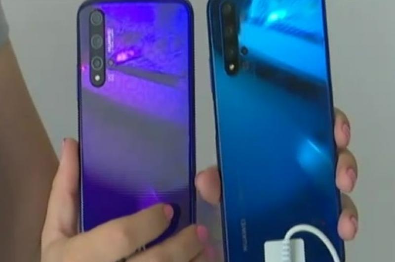Huawei lanza su nuevo teléfono