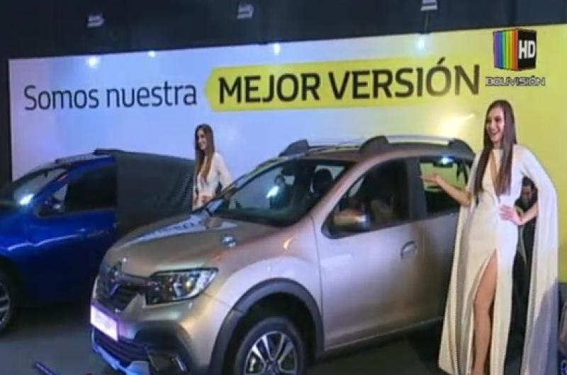 Renault presentó sus nuevos modelos