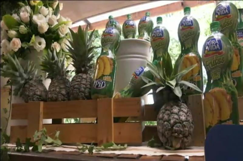 Pil presentó su nueva línea de bebidas naturales