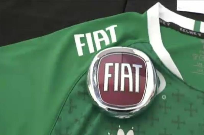 Fiat es patrocinador oficial de Oriente Petrolero