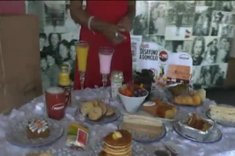 Fridolin presenta sus nuevo desayunos a domicilio