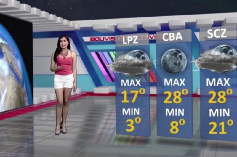 El Clima de Bolivisión: pronóstico del 7 de Junio de 2020 noche