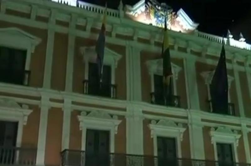 Presidenta Áñez promulgó la ley de elecciones