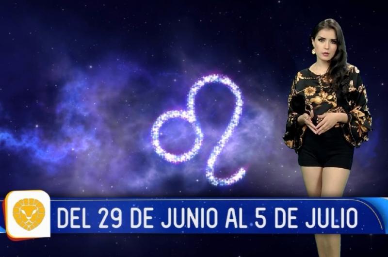 """Horóscopo Bolivisión 29 de junio al 5 de julio para """"LEO"""""""