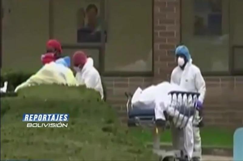 El virus golpea más fuerte en Bolivia: 39.297 contagiados