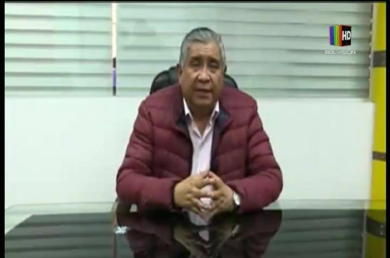 Falleció el presidente de la FBF César Salinas