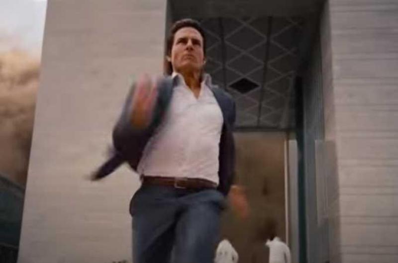 'Nadie corre en pantalla conmigo': La exigencia de Tom Cruise en sus escenas de acción