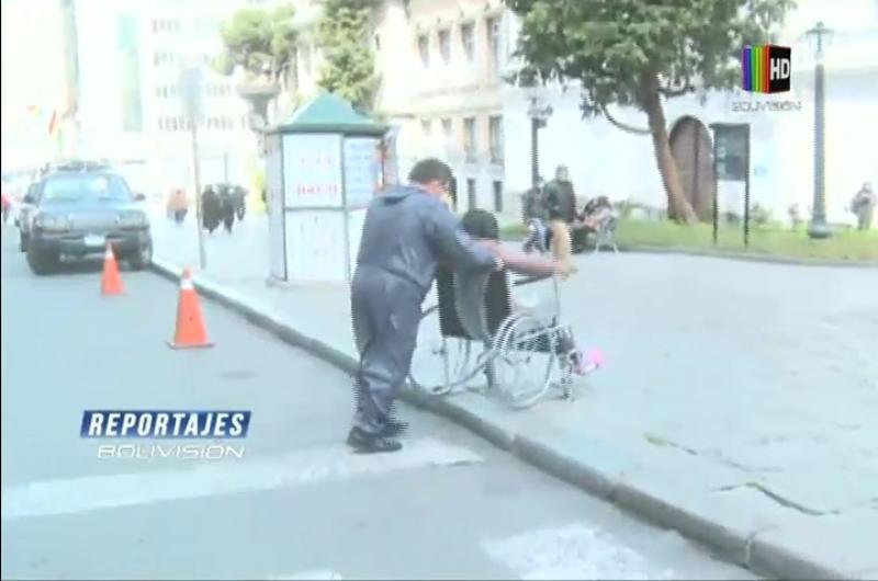 La vida a través de la silla de ruedas