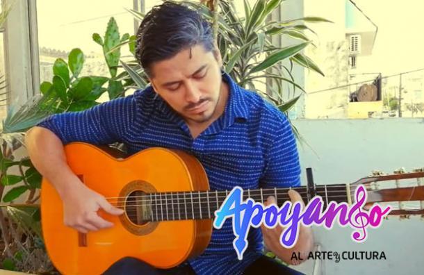 "MUSICA   Cristian Del Río nos presenta ""Amor Eterno"""