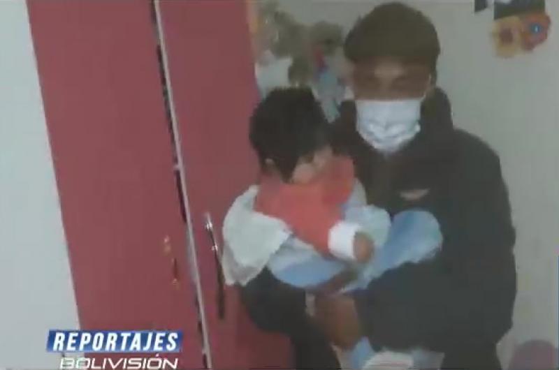 Hijos abandonados en la pandemia