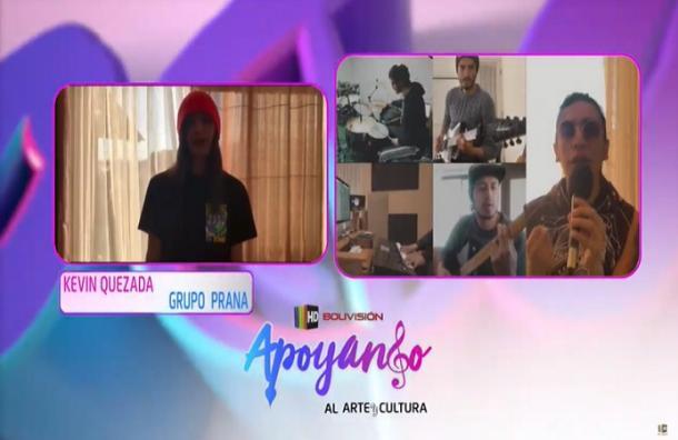 Bolivisión Arte y Cultura   Grupo Prana