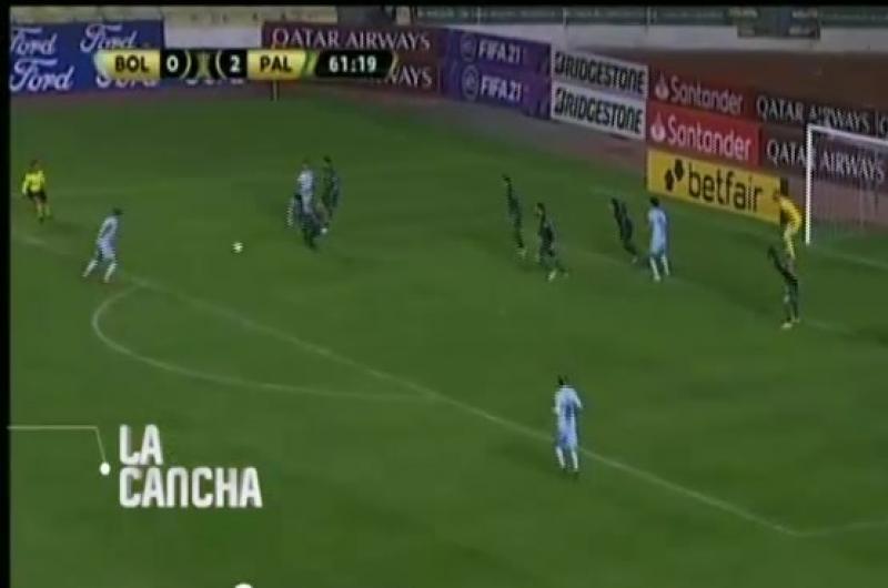 Bolívar y Wilster pierden terreno en la Copa Libertadores