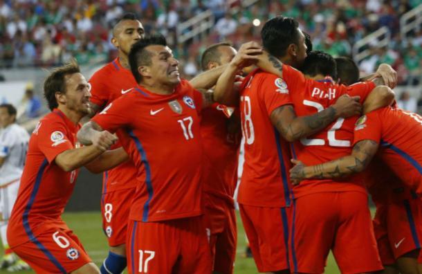 """Diario argentino revela la """"maldición"""" que podría sufrir la Roja tras haber goleado a México"""