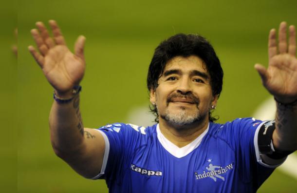 Maradona envió una dura advertencia a la selección Argentina si no ganan ante Chile