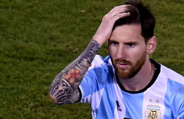 Revelan cómo estaba Messi en el camarín tras caer derrotado ante Chile