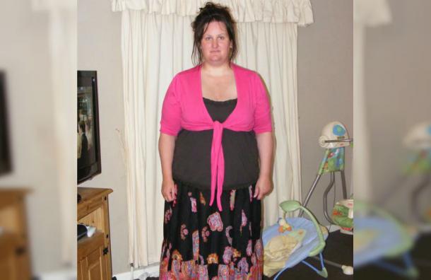 Mujer llegó a pesar 150 kilos transformó radicalmente su apariencia y a sus 47 años cumple el sueño de su vida