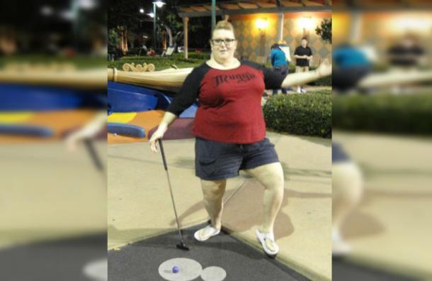 Adicta a los videojuegos dejó atrás la vergüenza y bajó 70 kilos gracias a una sensual disciplina