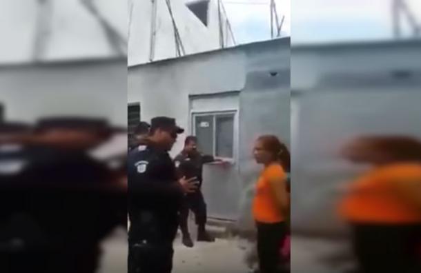 Policía vivió la vergüenza de su vida tras fallar en su intento de convertirse en héroe