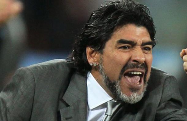 Filtran polémico audio de Maradona en WhatsApp criticando duramente a la selección argentina