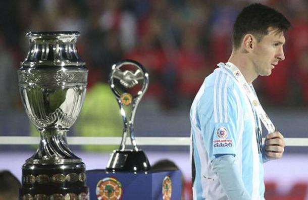 La insólita fórmula que quiere usar Argentina para ir a la Copa Confederaciones a pesar de perder la Copa América