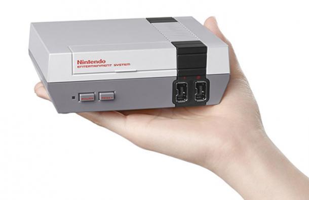 Vuelve el viejo y querido Nintendo de tu infancia, pero no de la forma en que lo conociste