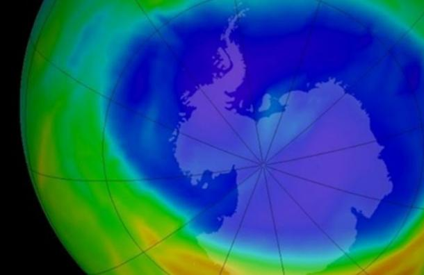 ¡Hay esperanzas! Por primera vez el agujero de la capa de ozono se está recuperando