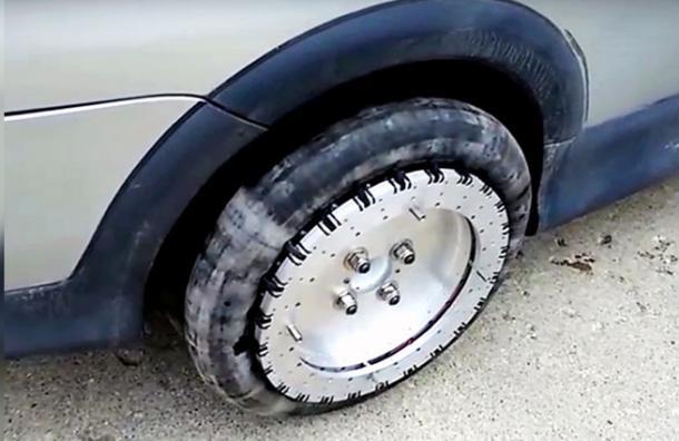 Este nuevo tipo de ruedas hará que estacionarte no sea algo complicado nunca más