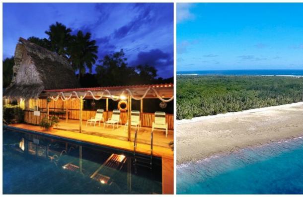 ¿Sueñas con tu propio resort en una paradisíaca isla? Sólo necesitas 49 dólares