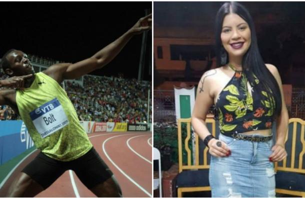 El oscuro pasado de la joven que pasó la noche con Usain Bolt en Río 2016