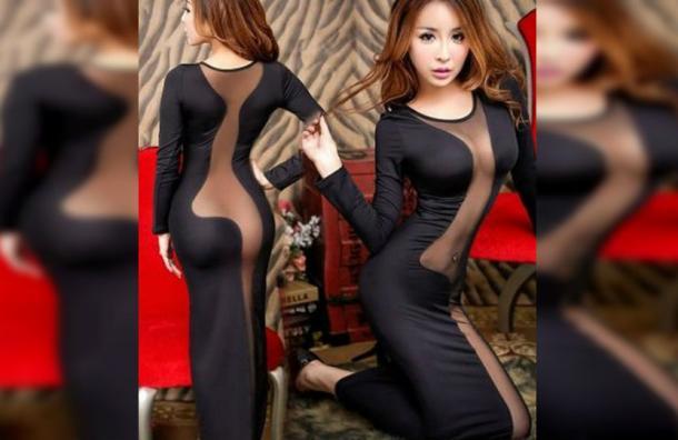 Compró este sexy vestido por Internet y lo que recibió fue todo un dolor de cabeza